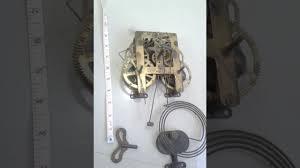 antique wall clock vintage machine old working india buy genuine