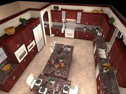 Online Kitchen Design 3d Design Kitchen Online Free 3d Max Kitchen Design