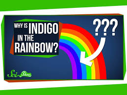 why is indigo in the rainbow youtube