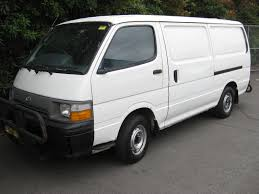 toyota vans cheap vans for sale campervans travellers autobarn