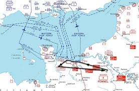 D Day Map A Daring Flight On D Day U2039 Historicwings Com A Magazine For