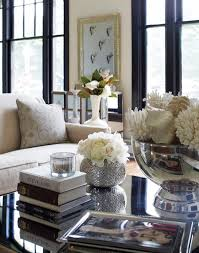 centerpiece ideas for living room table decorating a coffee table within living room table decorations