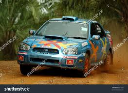 subaru sti rally car subaru impreza rally car stock photo 2871957 shutterstock