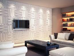textured wall panels modern board wall tv room design