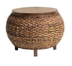 Patio Side Tables Side Table Coffee Table Enchanting Round Wicker Coffee Table