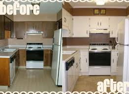 Cheap Kitchen Remodel Ideas Before And After Small Kitchen Makeovers Unique Small Kitchen Makeovers 84 Small