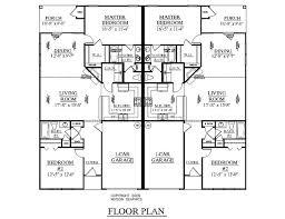 house plans one level crafty design duplex home plans and designs one level duplex