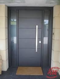 wood design on modern front door google search entry door