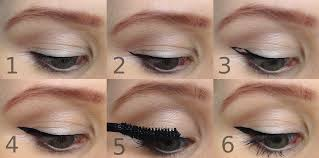 liquid eyeliner tutorial asian how to apply the perfect winged eyeliner tricks and tutorials