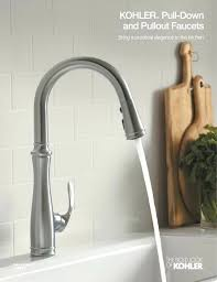 kohler pull kitchen faucet kohler pull out kitchen faucet medium size of forte faucet pull