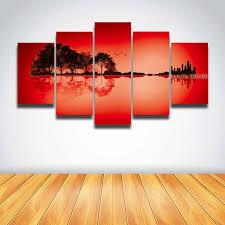 online get cheap tree vertical wall art canvas aliexpress com
