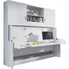 bureau avec rangement au dessus rangement mural bureau cheap faade finition laque couleur blanc