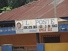 code bureau de poste société des postes du togo wikipédia