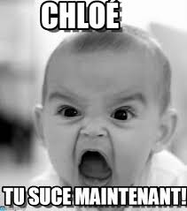 The Chloe Meme - baby chloe meme 28 images 17 best images about humor on