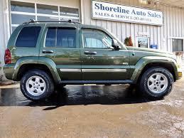 jeep 2006 2006 jeep liberty 65th anniversary edition shoreline auto sales