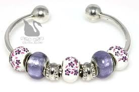 sterling bangle bead bracelet images Beadedjewelry blog new pandora style cuff bead bracelets jpg