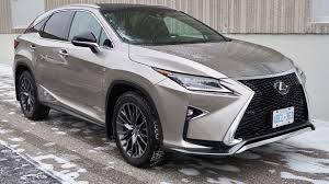 gray lexus rx 350 2017 lexus rx 350 test drive review