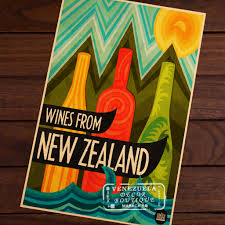 high quality vintage poster wine buy cheap vintage poster wine a taste of wine pop art new zealand nz vintage retro decorative frame poster diy wall