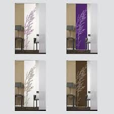 Sliding Panels Room Divider by Blade Of Grass Sliding Curtain Surface Panel Room Divider Ebay
