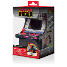 bureau d ude ou bureau d udes my arcade bad dudes collectible retro micro arcade machine portable