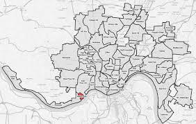 St Pete Zip Code Map by Sedamsville Cincinnati Wikipedia