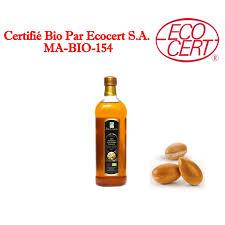huile d argan cuisine 500 ml huile d argan alimentaire argamis certifiee biologique ma