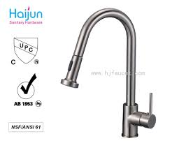 kitchen faucet parts names upc faucet parts and upc 61 9 nsf kitchen faucet for kitchen sink