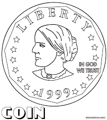 coin coloring pages within coloring pages itgod me