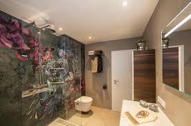 badezimmer tapete badgestaltung mit tapeten ist tapete im bad machbar
