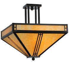 Craftsman Style Lighting Dining Room by Mission Style Ceiling Light Fixtures Light Fixtures