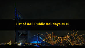 list of uae holidays 2018 dubai ofw