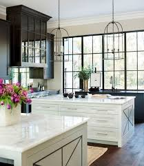white kitchens with islands 34 timelessly black and white kitchens digsdigs