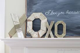 Barn Wood Letters 12 Amazing Diy Crafts Of Salvaged Wood Shelterness