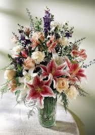 Order Flowers San Francisco - star gazer bouquet colma florist funeral flowers san francisco