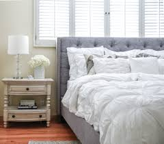 bedroom reveal with havenly wayfair and joss u0026 main visions of
