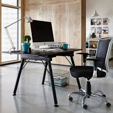 Stand To Sit Desk by The Pro Desk 54 Is Perfect For A Home Office Or For Anyone Who