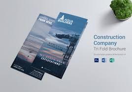40 examples of company brochure design psd ai vector eps
