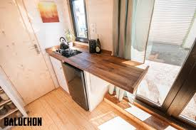 Tiny House France by Enchanting Tiny Home Combines Rustic French Charm And Modern