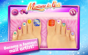nail salon manicure for girls android apps on google play