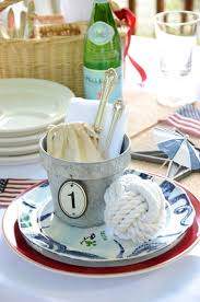 Nautical Table Decorations Delightful Nautical Table Runner Decorations U2014 New Home Plans