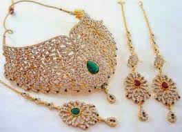 gold earrings price in pakistan wedding designs jewellery sets in bridal jewelry sets from jewelry