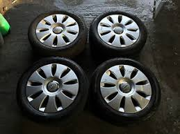 tyres for audi 16 genuine audi a3 alloy wheels and tyres fits audi a3 a4 a6 tt