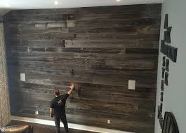 feature walls jmf custom wood features l barndoors feature