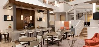 National Bar And Dining Rooms Embassy Suites Baltimore Hotel At Bwi Airport Maryland