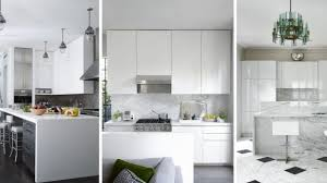 Modern White Kitchen Design Beautiful 15 Best Contemporary White Kitchen Ideas Decoration