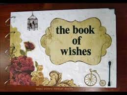wedding wishes book wedding guest book l m the book of wishes