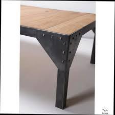 Table De Salon Industrielle by Fabrication D Une Table Basse Aquarium Table Basse Aquarium Pour