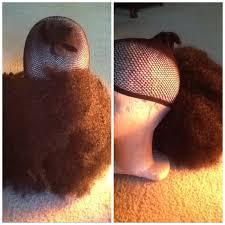 crochet style on balding hair alternative to actually using the original crochet braid method
