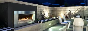 Outdoor Fireplace Canada - outdoor natural gas fireplaces u2013 evoluer