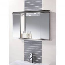 bathroom lillangen high cabinet with mirror door white slim